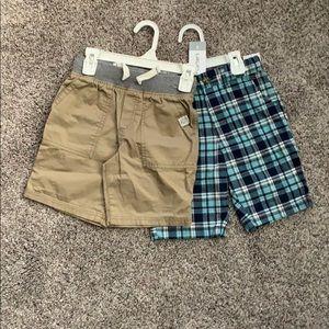 Size 6 boys shorts